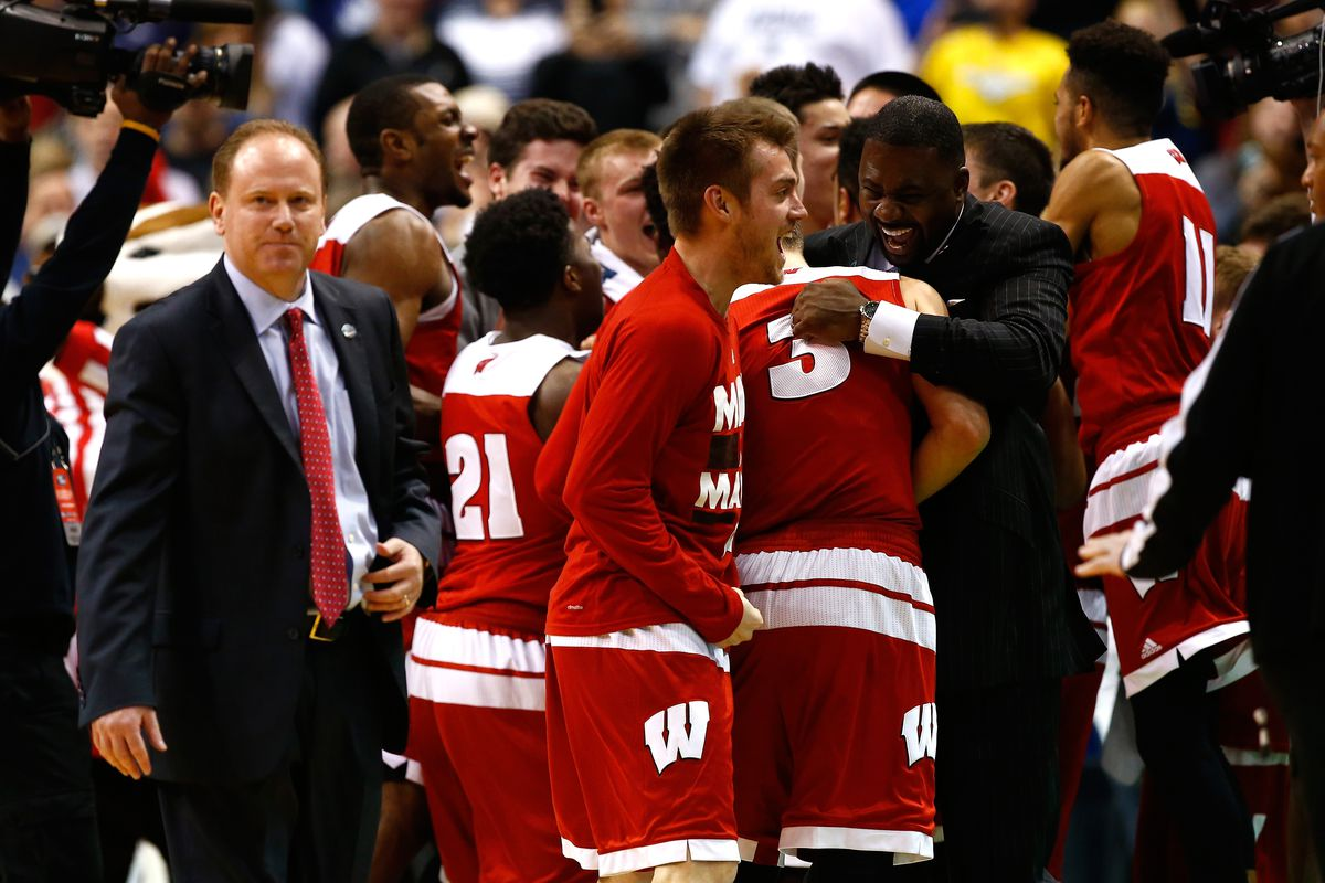 At some sportsbooks, Greg Gard's team is considered the least likely remaining squad to win this year's title.