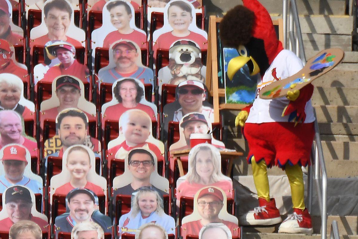 MLB: SEP 27 Brewers at Cardinals