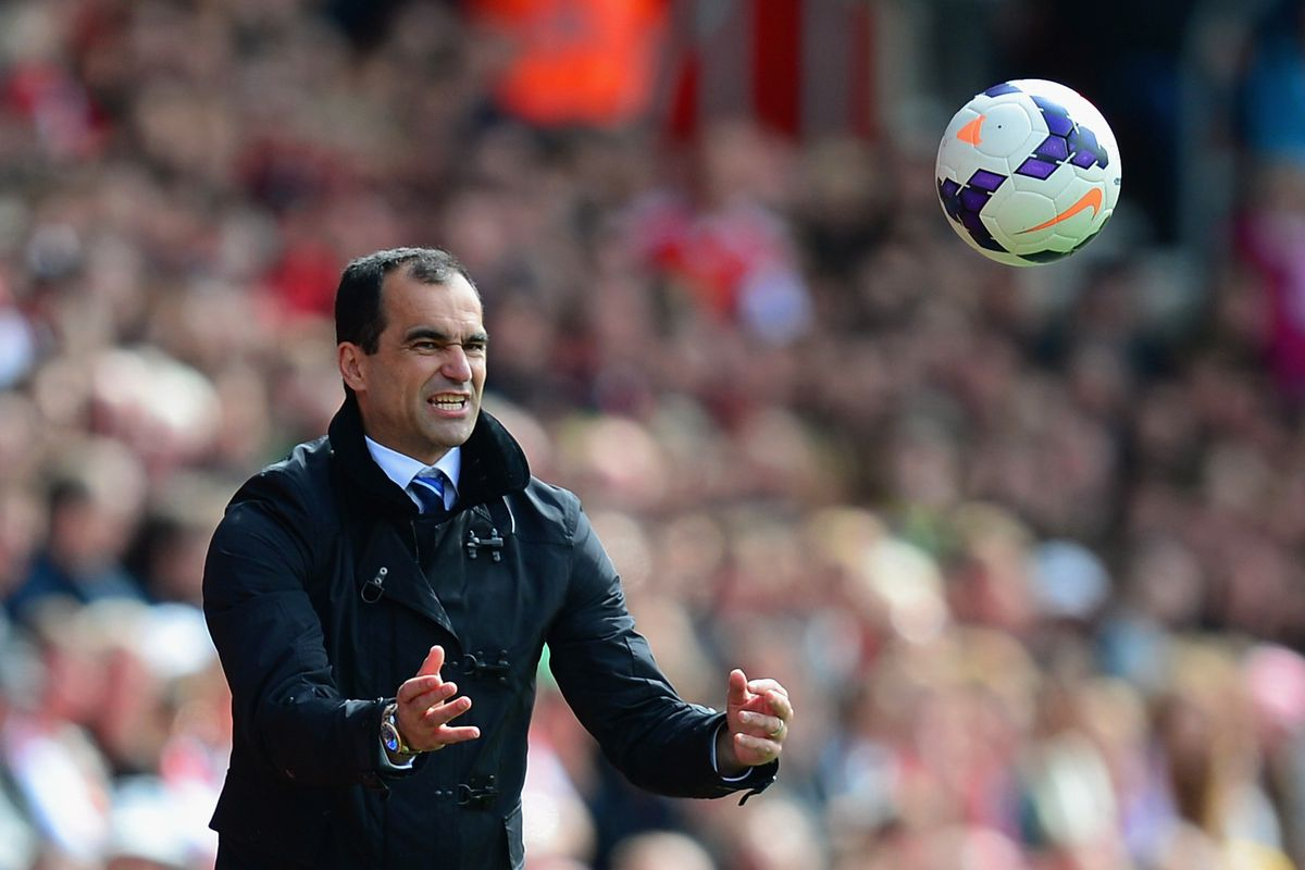 Surprised Martinez didn't put this into our own net as well
