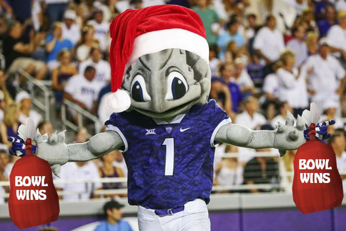 Santa Froggy, so hurry down Frog Alley tonight...