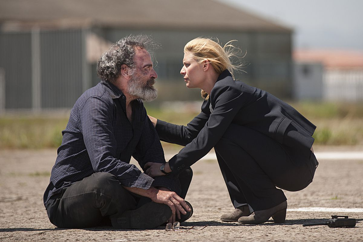 Homeland has built its fourth season resurgence atop a damning indictment of the US security state.