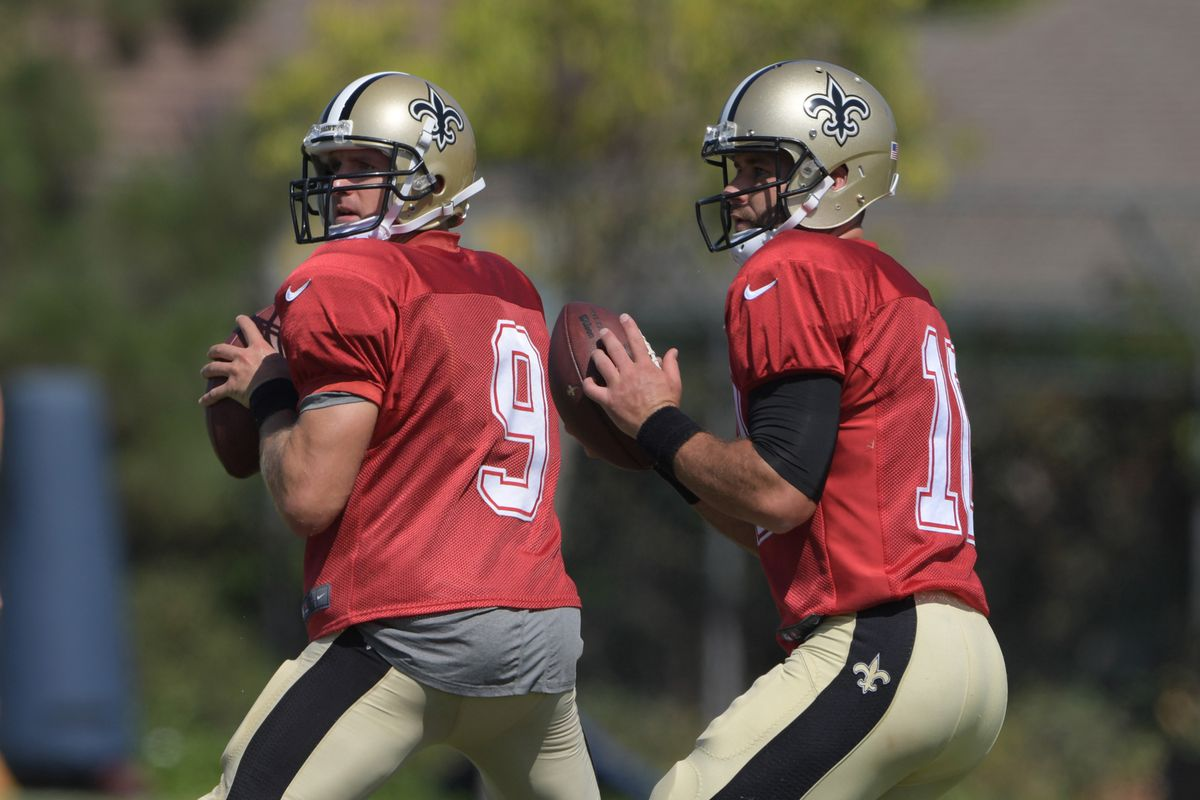 NFL: New Orleans Saints and Los Angeles Chargers Joint Practice