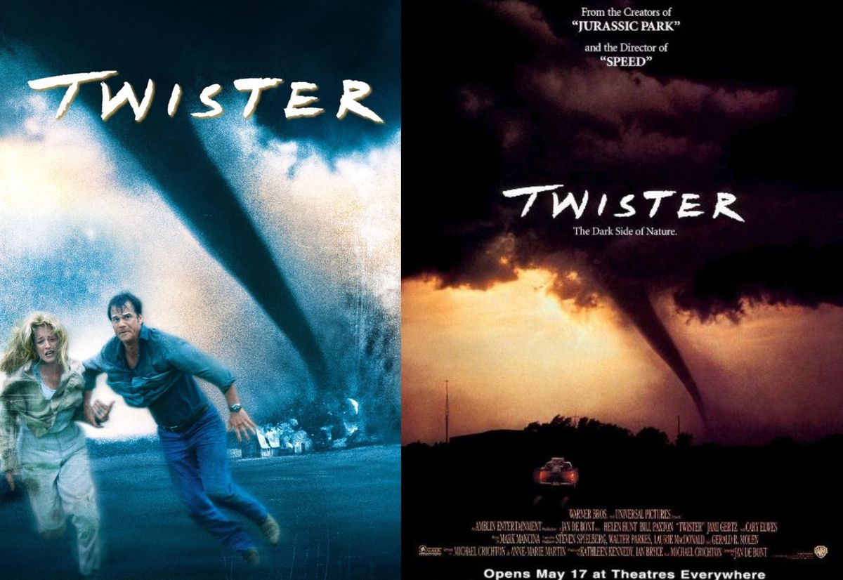 """Models Favor Hotter Summer – 25th Anniversary of """"Twister"""""""