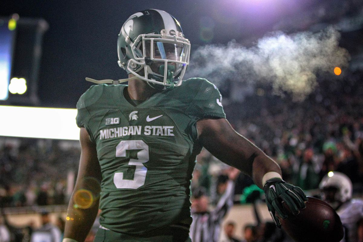 2016 msu football position preview: running backs - the only colors
