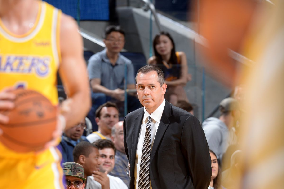 Frank Vogel estimates how much LeBron James, Anthony Davis will play in China, Jared Dudley says he should be…