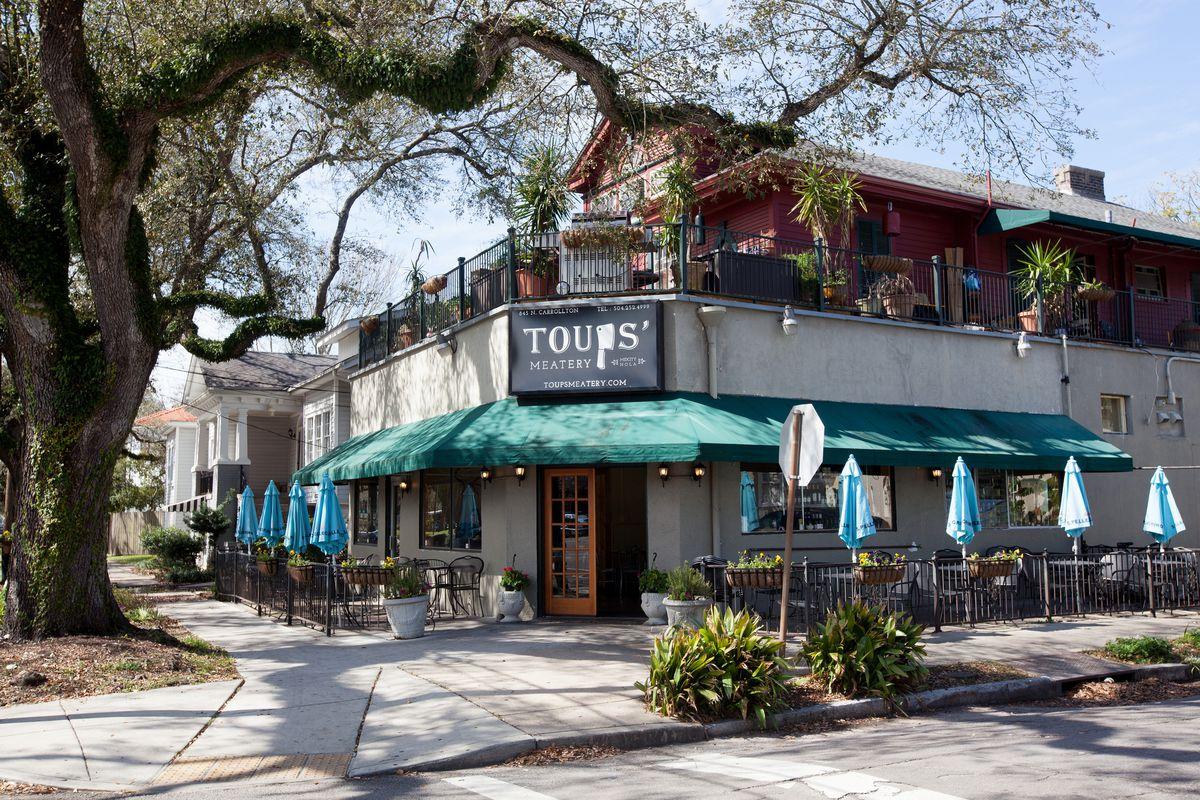 Cafe Du Lac New Orleans