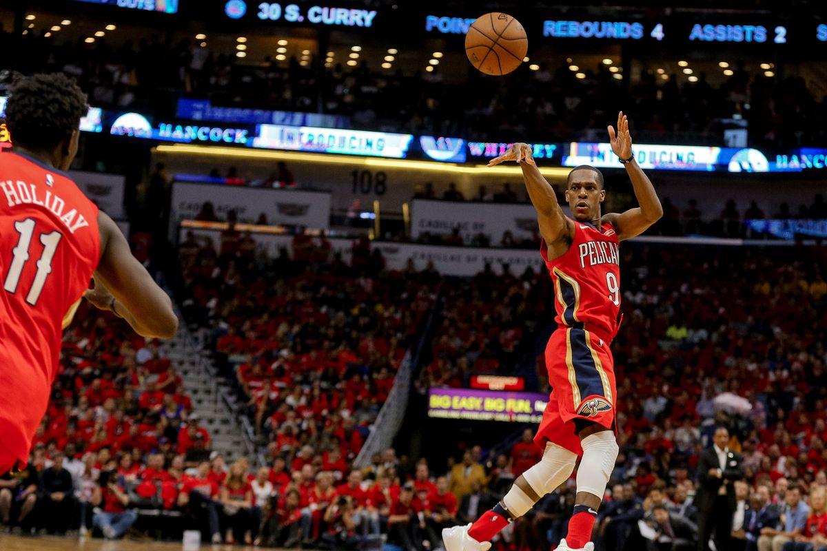 NBA: Playoffs-Golden State Warriors at New Orleans Pelicans