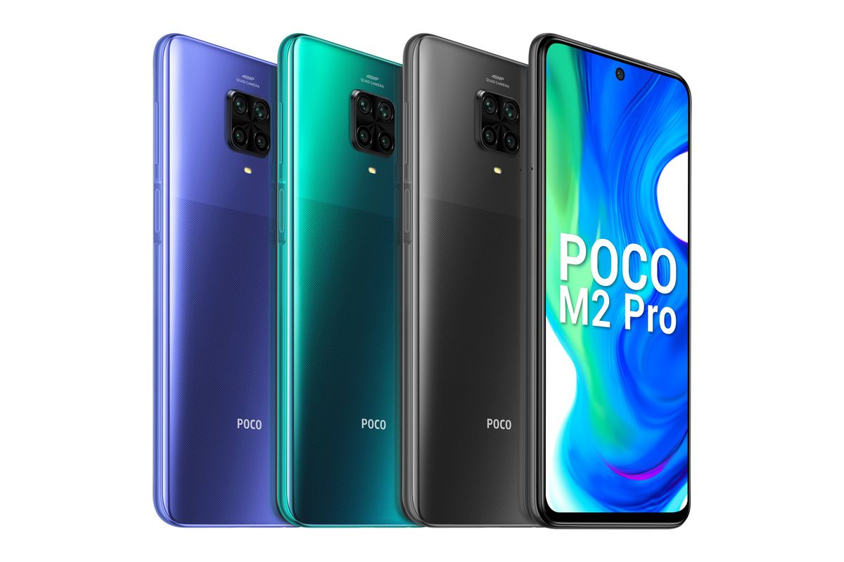 Poco M2 Pro announced with big fast-charging battery for under ...
