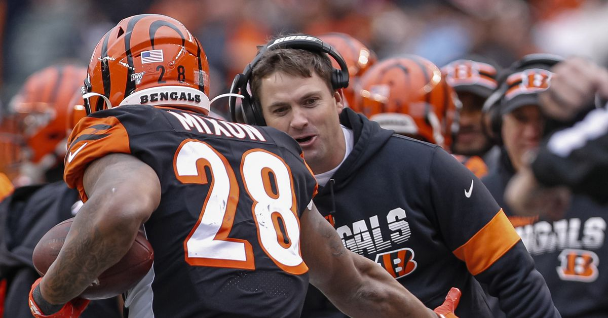 How confident are you in the Bengals?