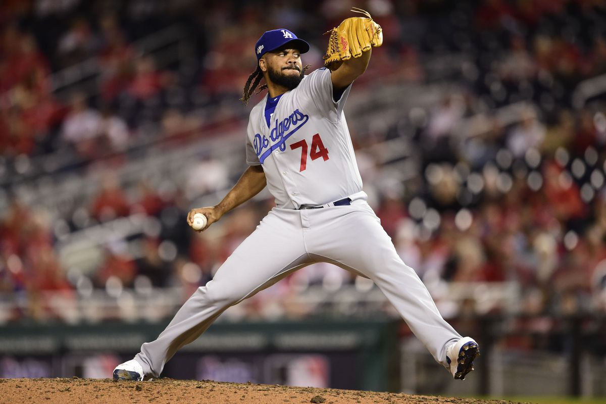 Dodgers may need to get Kenley Jansen some help
