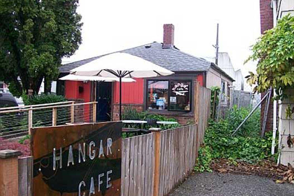 Hangar Cafe, Georgetown