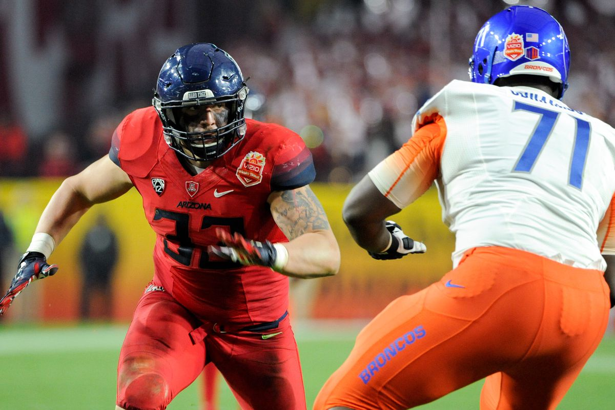 All-everything Arizona LB Scooby Wright III might make his return tonight.