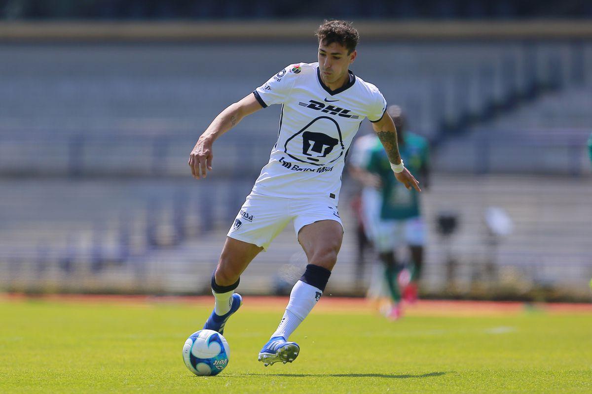 Pumas UNAM v Leon - Torneo Guard1anes 2021 Liga MX