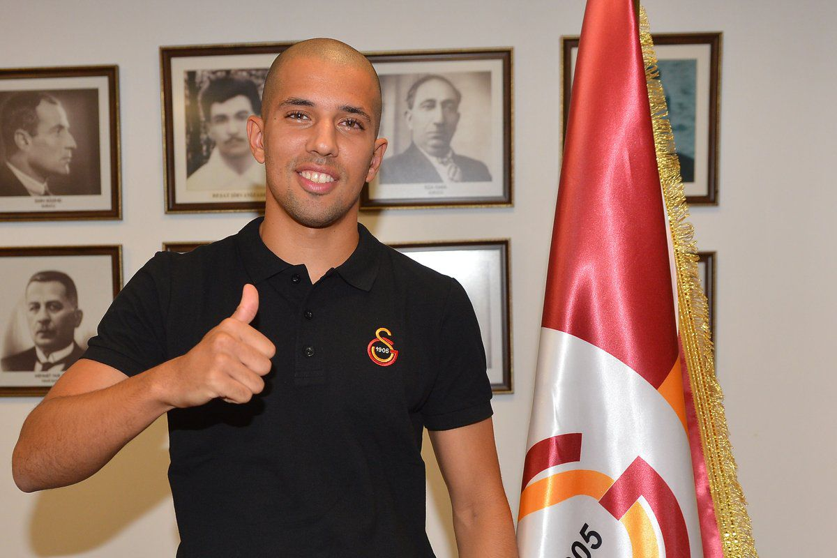 Algeria's Sofiane Feghouli joins Galatasaray for €4.25m