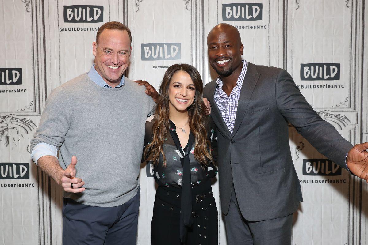 Celebrities Visit Build - February 18, 2020