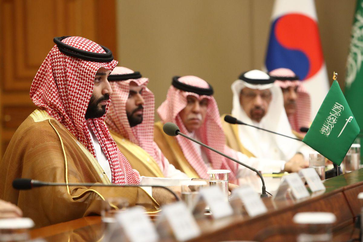 Saudi Arabia's Prince Mohammed Bin Salman Visits South Korea