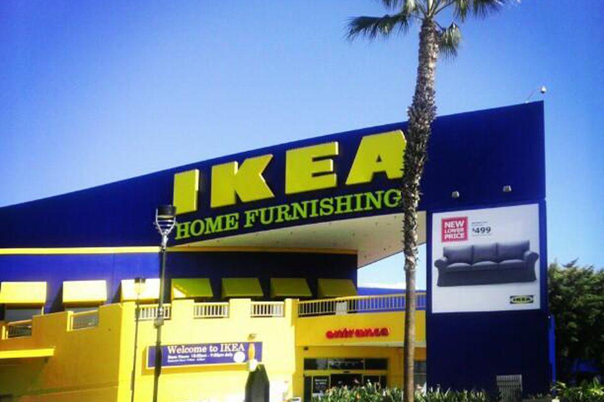 Whoa ikea 39 s massive burbank store will double its size for Ikea burbank california