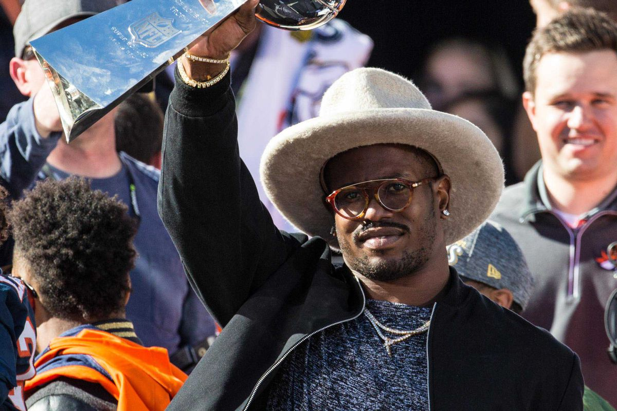 NFL: Super Bowl 50-Denver Broncos Championship Parade