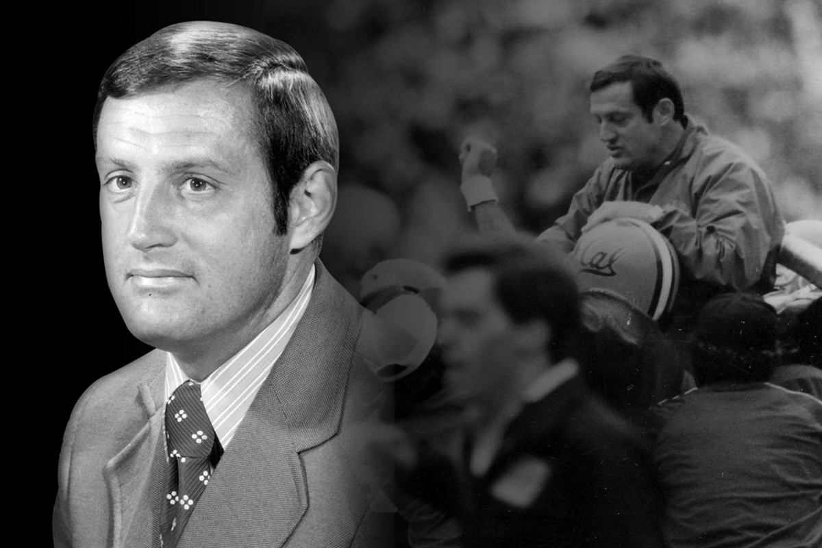 Remembering Cal coach Roger Theder - California Golden Blogs