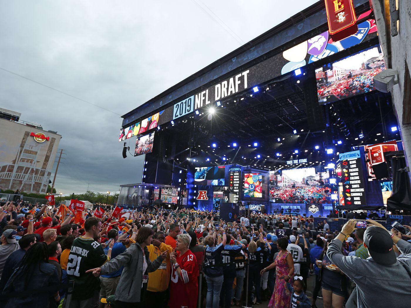 huge discount 6d174 8fc54 2019 NFL Draft Grades  Minnesota Vikings draft grade roundup - Daily  Norseman