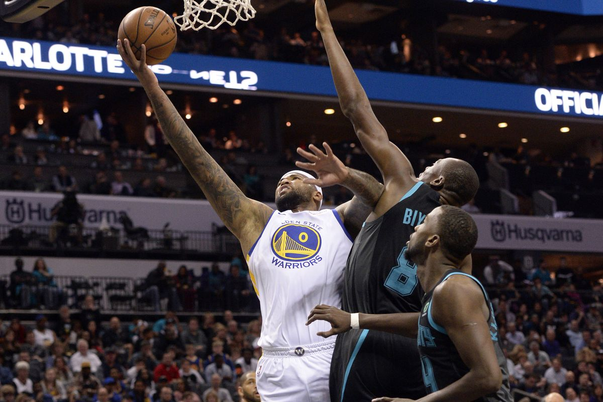 "The Golden Breakdown  The ""Expectations vs. Reality"" conundrum with DeMarcus  Cousins 274ccf06c"