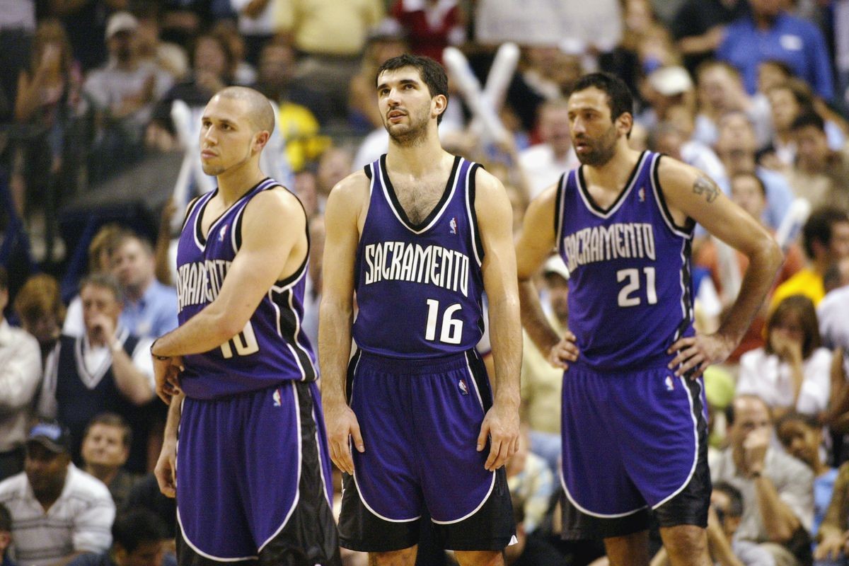 The 'All-Time' Sacramento Kings Roster For 'NBA 2K18' Has