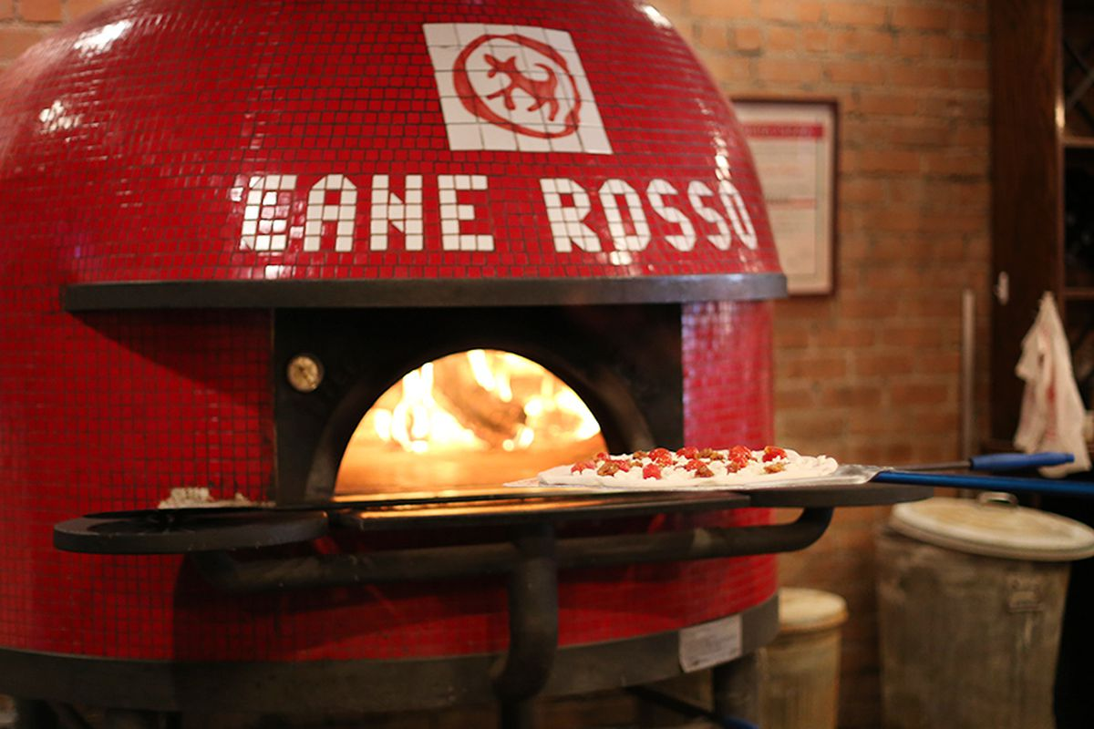 As if you needed a reason to chow down at Cane Rosso.