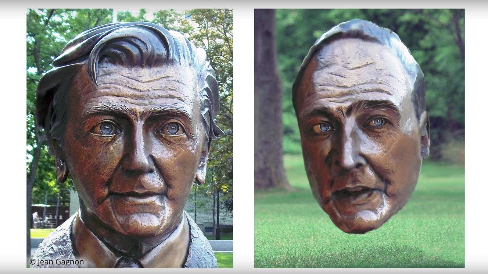 This Face Filter Technology Can Turn You into a Statue or an Oil Painting