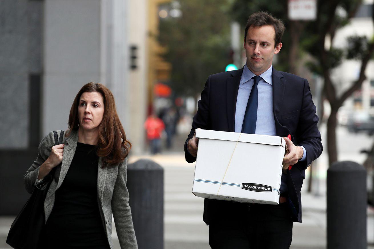 Former Uber And Google Engineer Anthony Levandowski Returns To Court