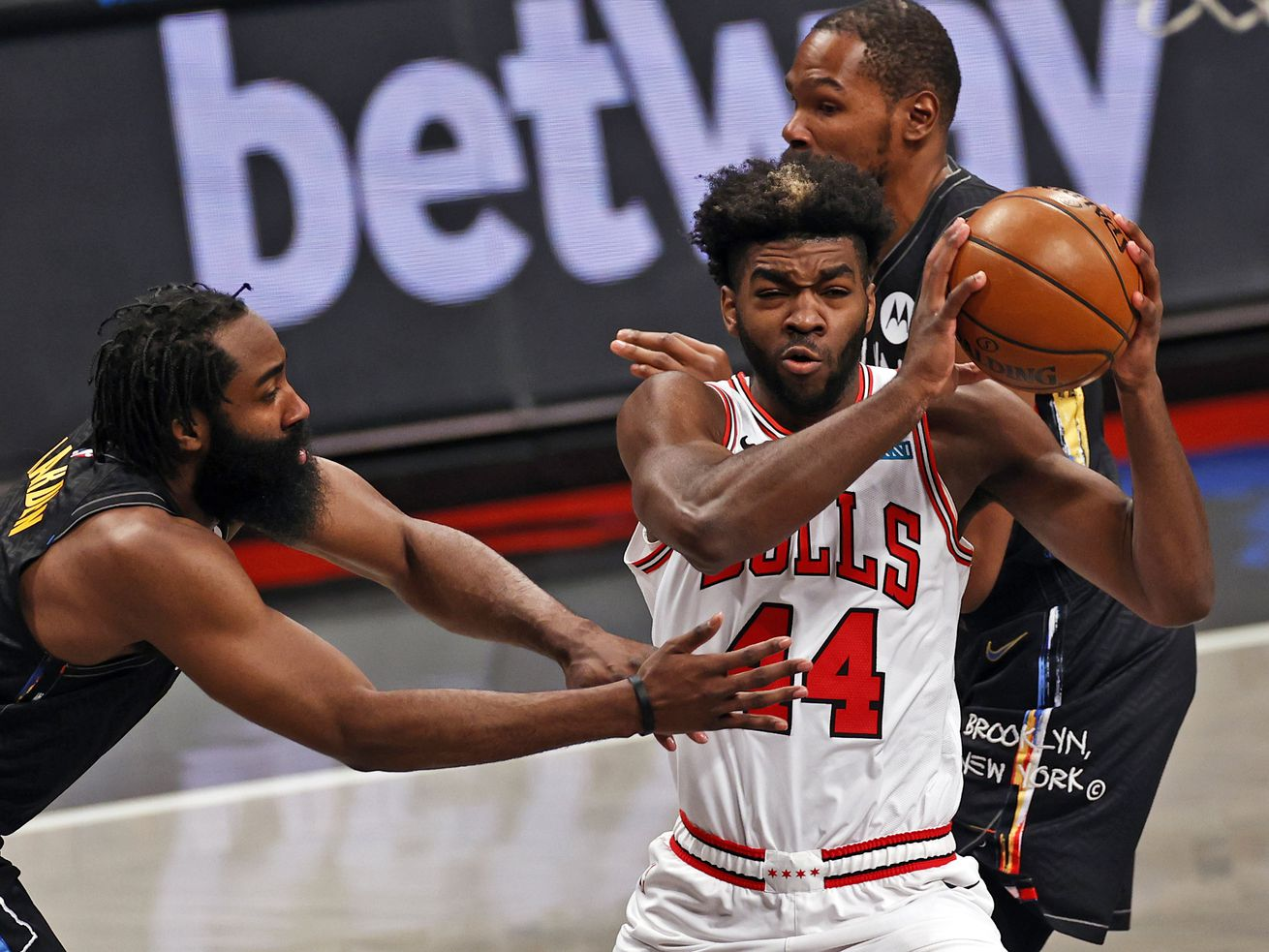 The Bulls will need Patrick Williams to show more confidence in himself next season.