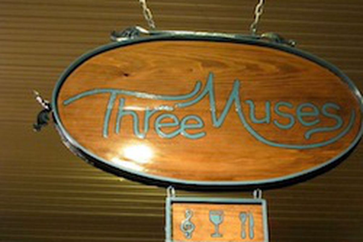 here s three muses new lunch menu debuts today eater new orleans