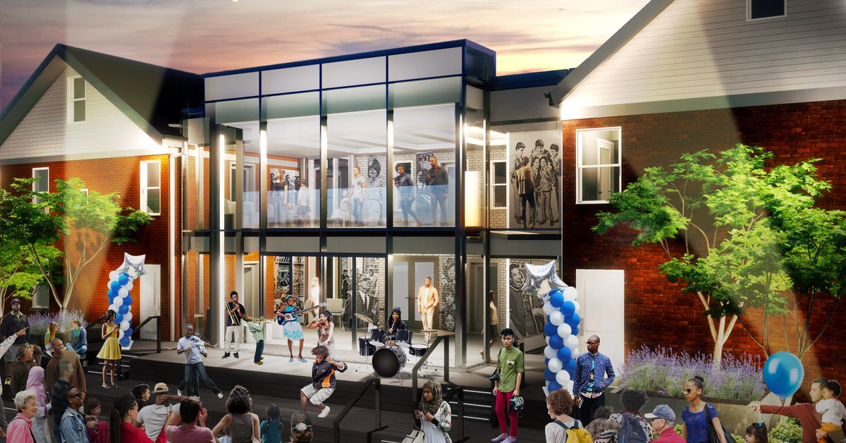 New animation shows full scale of $50M Motown Museum expansion