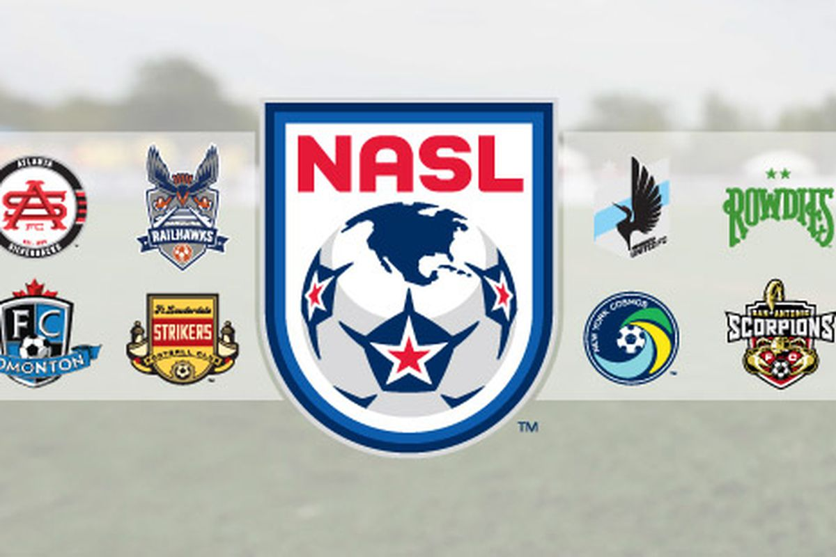 The NASL is the second-division league in North America, and will expand from eight to 10 teams in 2014.