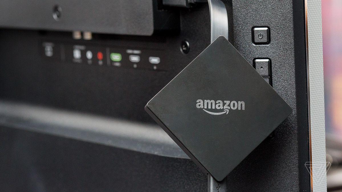 Amazon Fire TV 2017