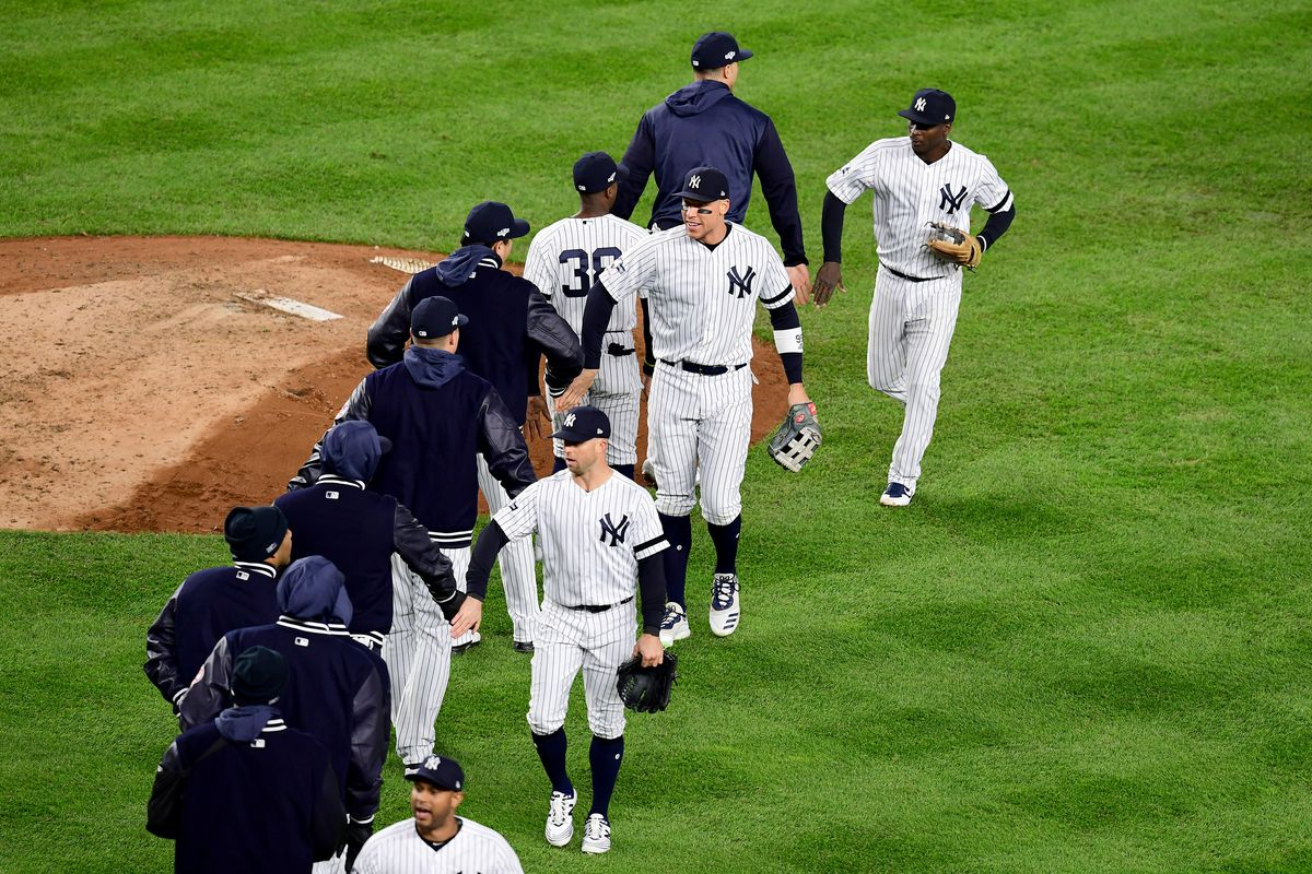 Checking in on the state of the Yankees' 40-man roster