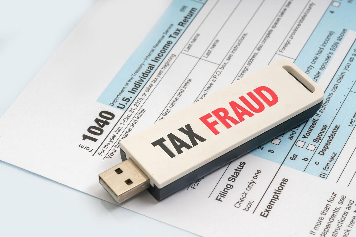 With less than a week left until the tax-filing deadline, Michelle Singletary shares some recent cases of people who have gotten jail time for tax fraud.