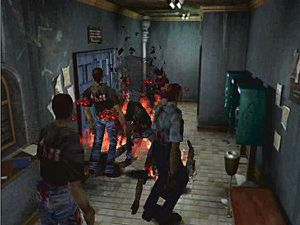 Resident Evil 2 Overview Polygon