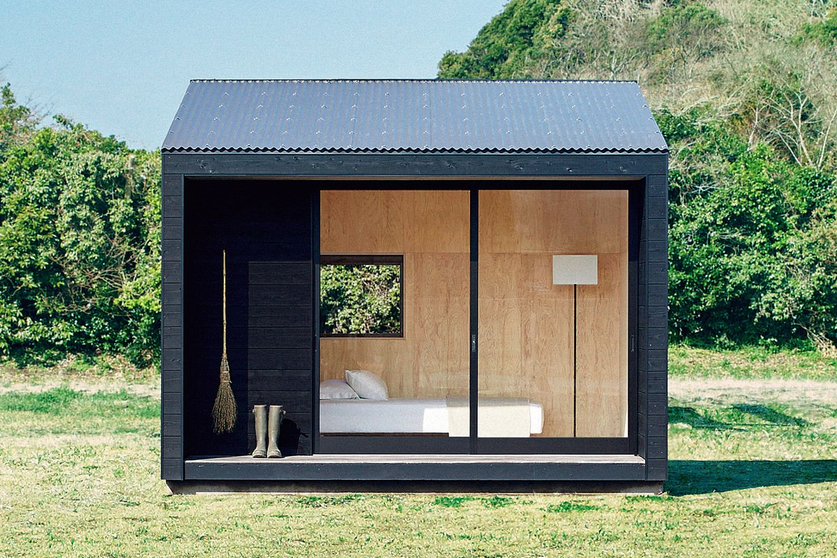 Muji Hut Tiny House Is Now On Sale In Japan For 26k Curbed