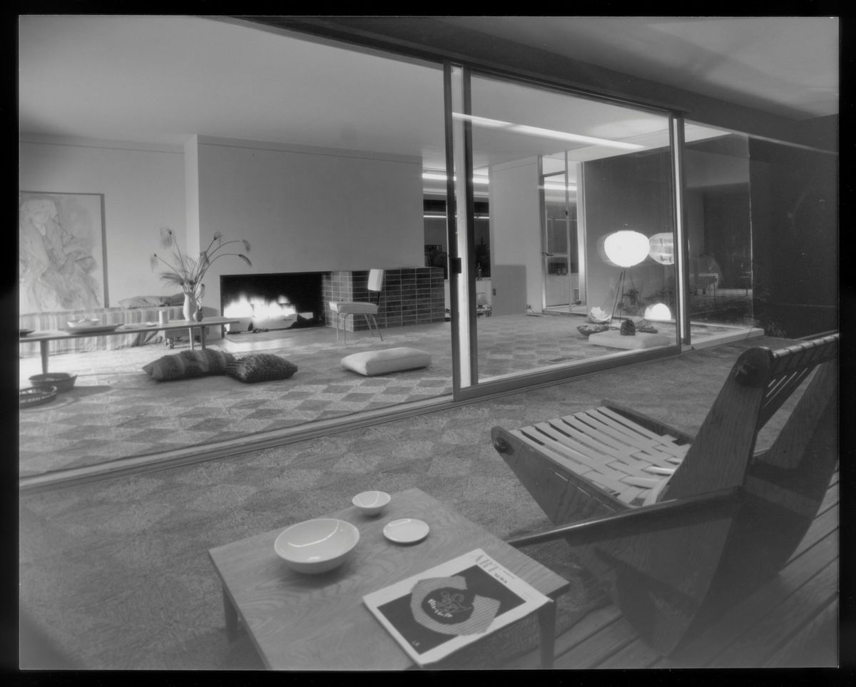 Neutra S Chuey House In Hollywood Hills Up For Sale As A