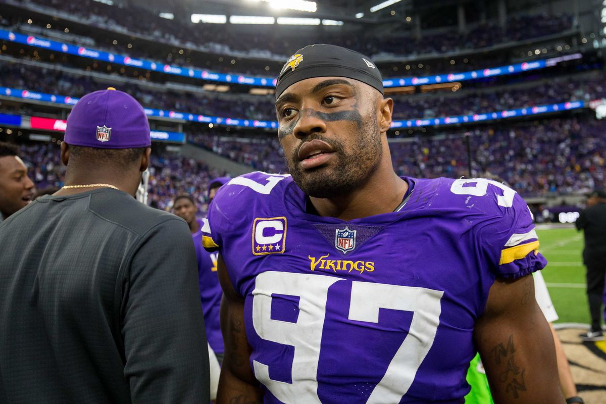 What we know about Vikings DE Everson Griffen's health situation