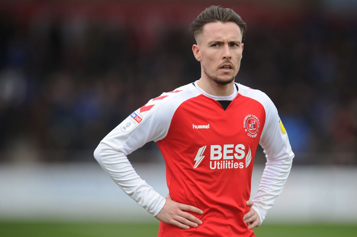 Fleetwood Town v Portsmouth - Sky Bet League One