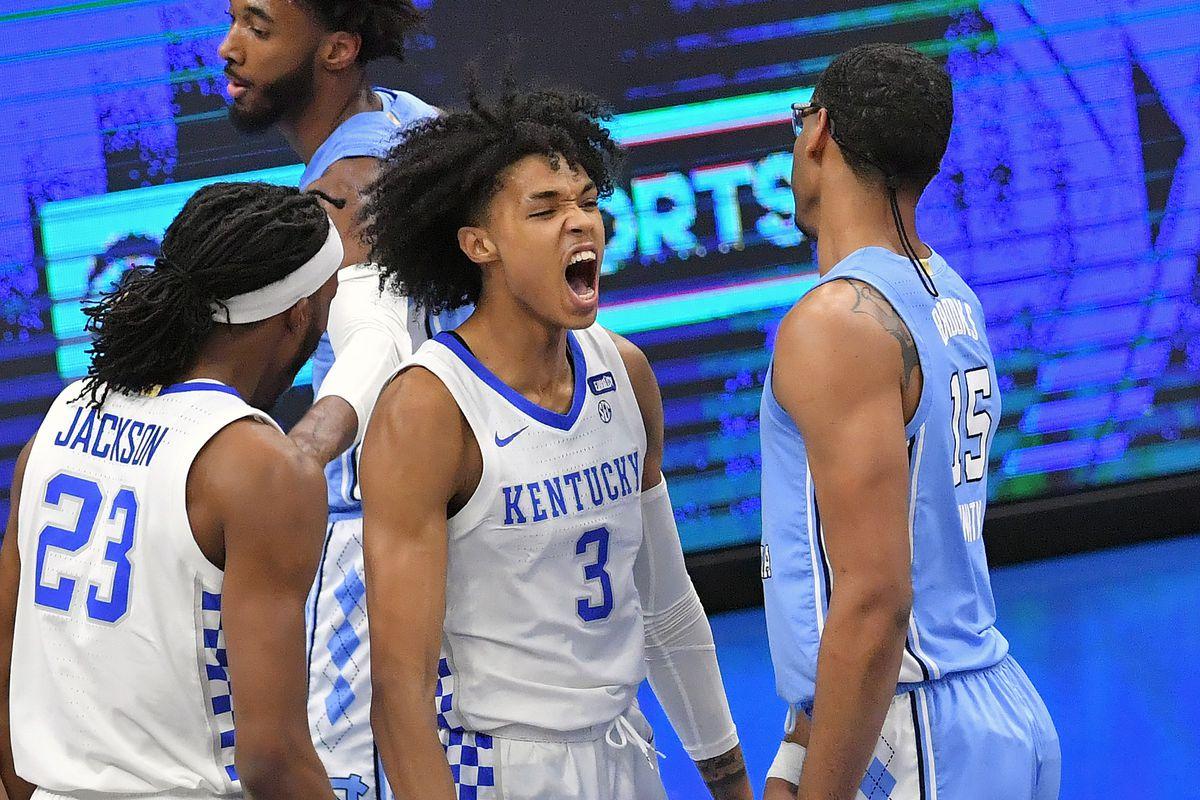 CBS Sports Classic - North Carolina vs Kentucky