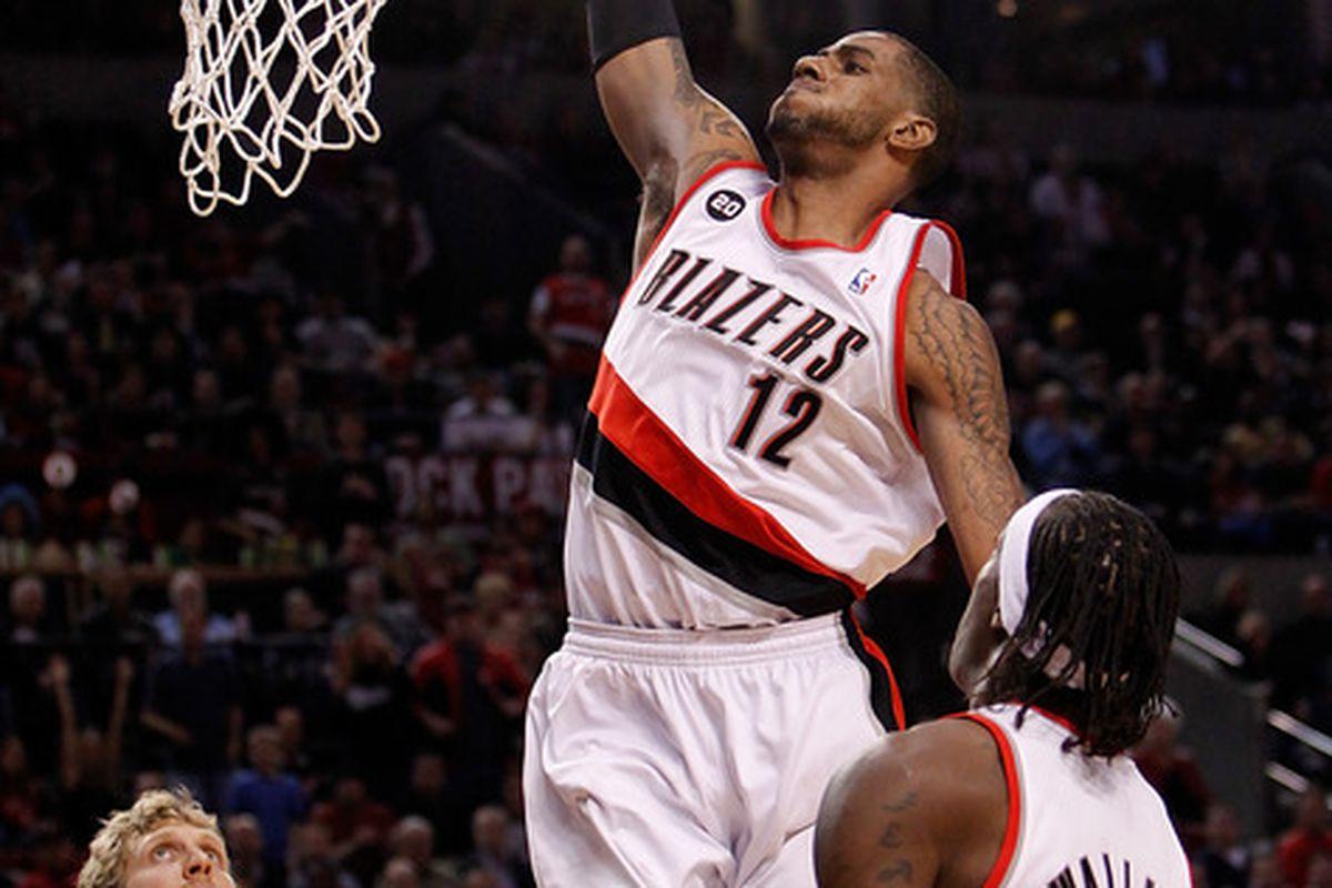 LMA:  Slam dunk as a #1 option or not?  Discuss below.