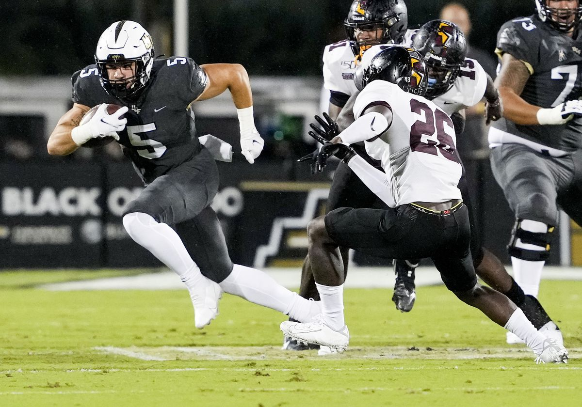COLLEGE FOOTBALL: SEP 11 Bethune-Cookman at UCF
