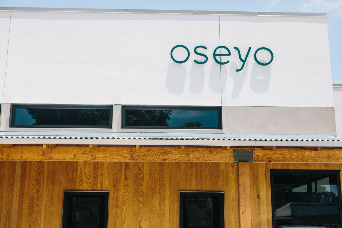 The exterior of Oseyo