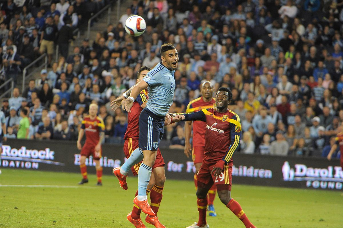SKC had plenty of chances, but couldn't find a winner Saturday night
