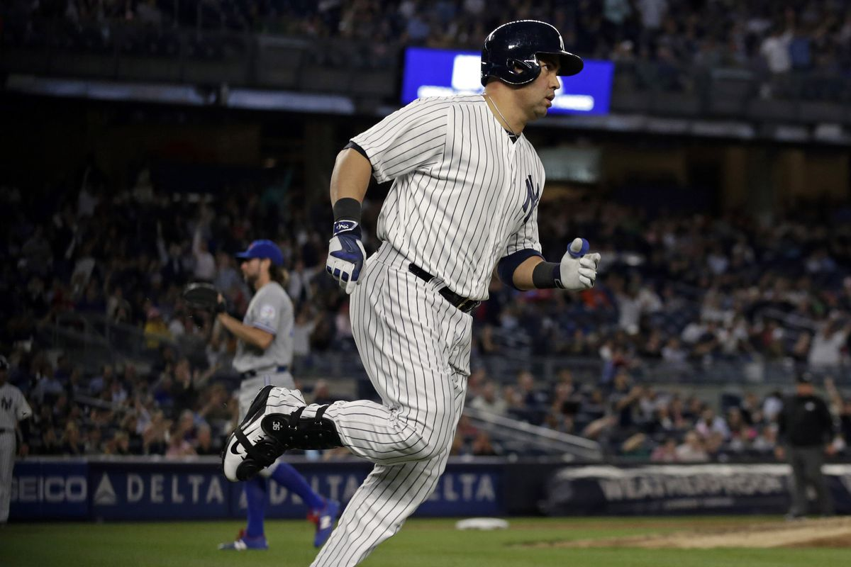 Carlos Beltran's Solo Shot Was The Lone Home Run In Today's Game