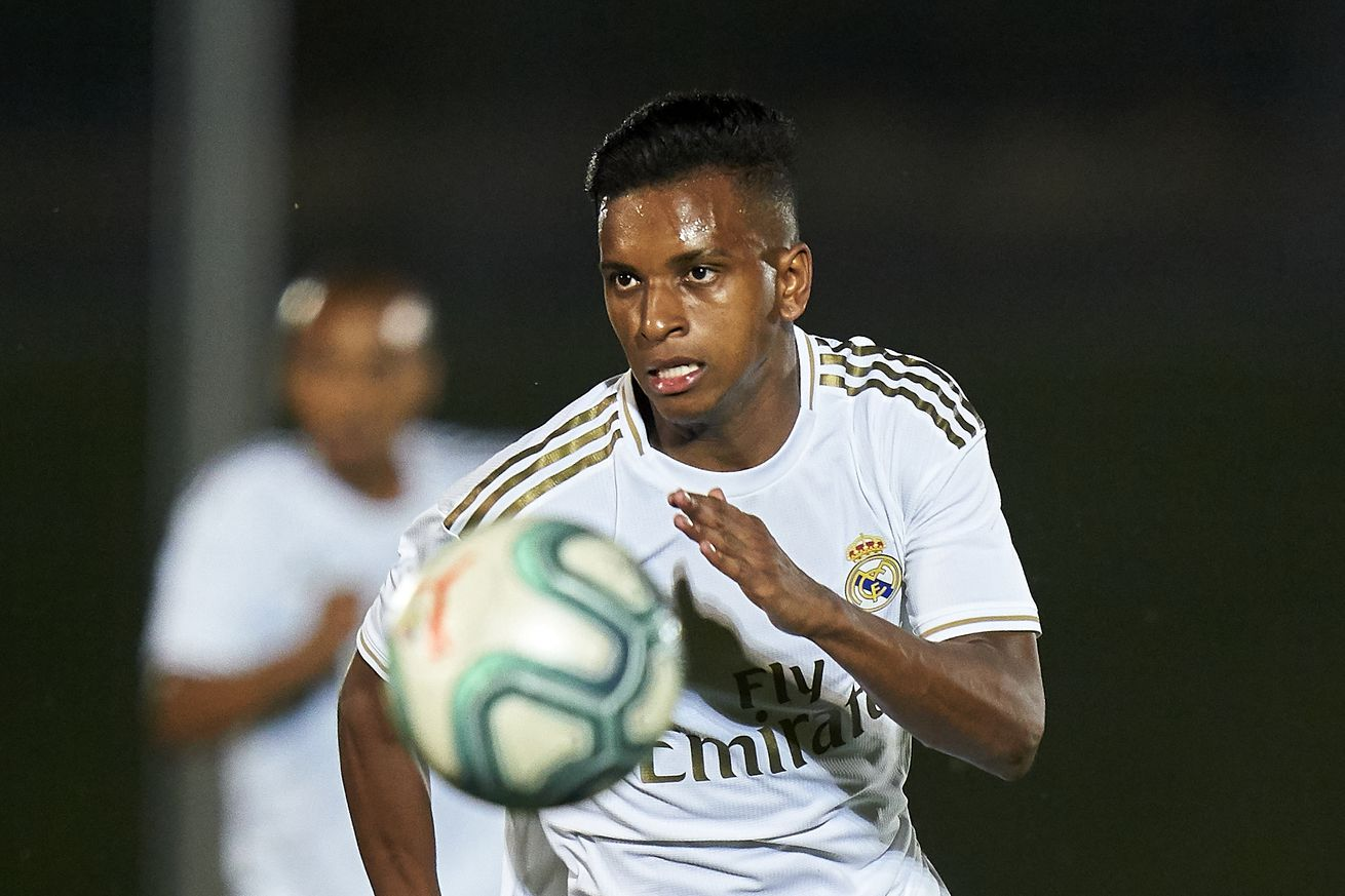 OFFICIAL: Rodrygo injury report