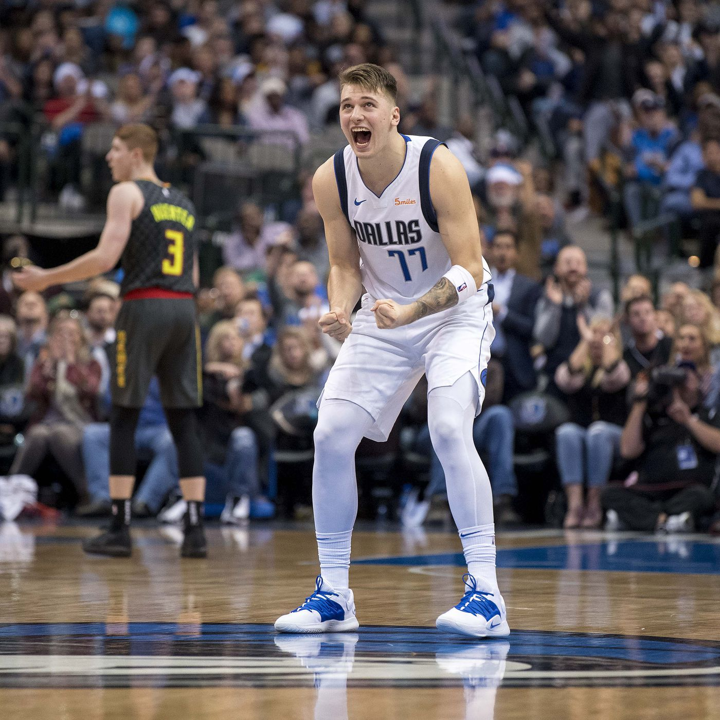 The All Time Definitive Luka Doncic Gif Power Ranking Mavs Moneyball
