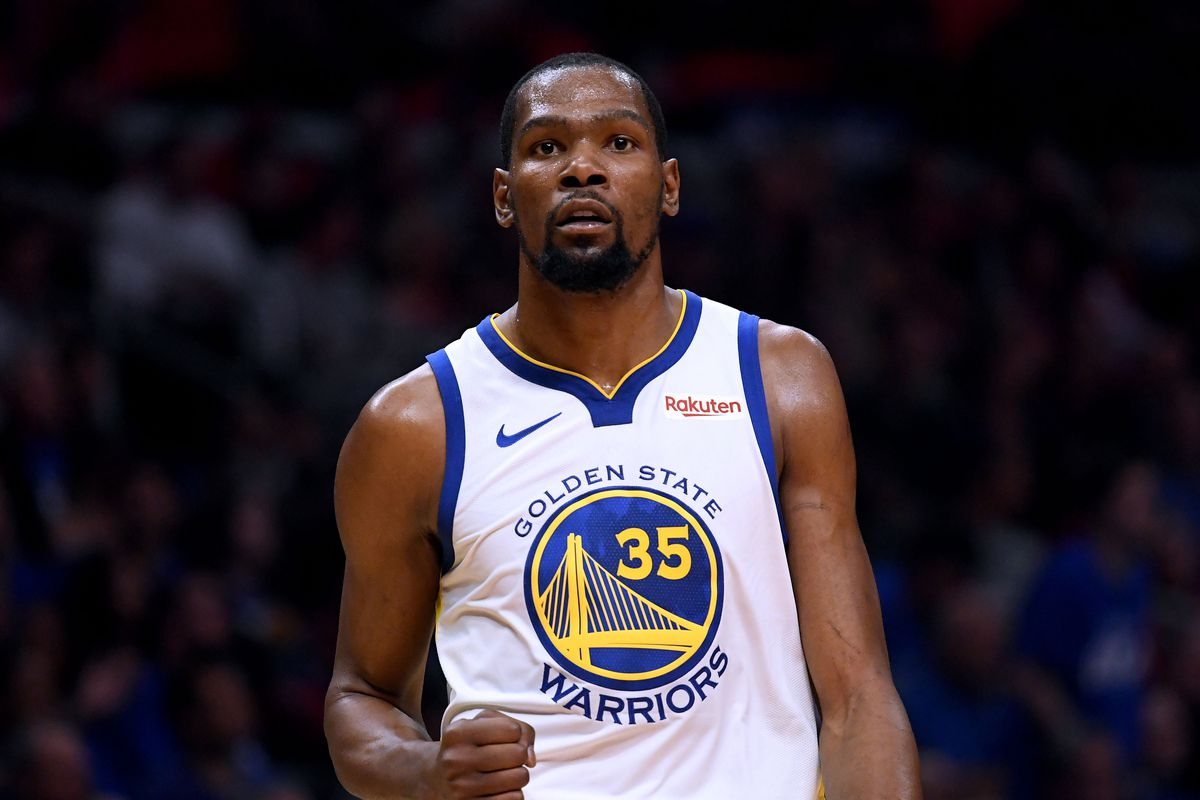 cfb5afa1269 Warriors Game Breakdown  Dubs dominate Clippers behind Durant s 38 ...